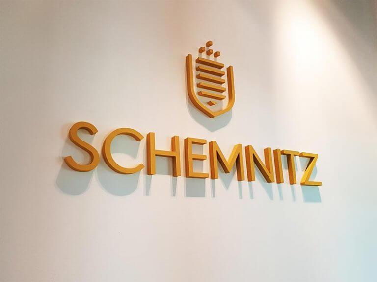 3D logo Schemnitz