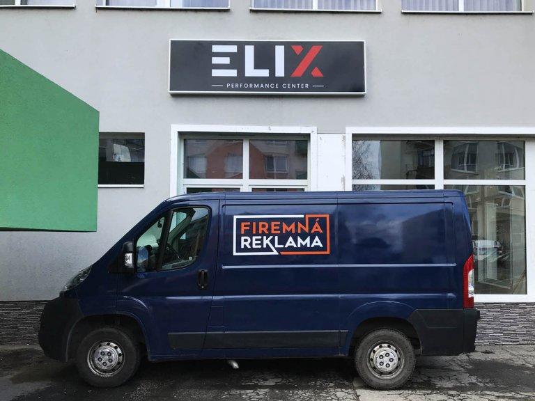 Svetelný box ELIX