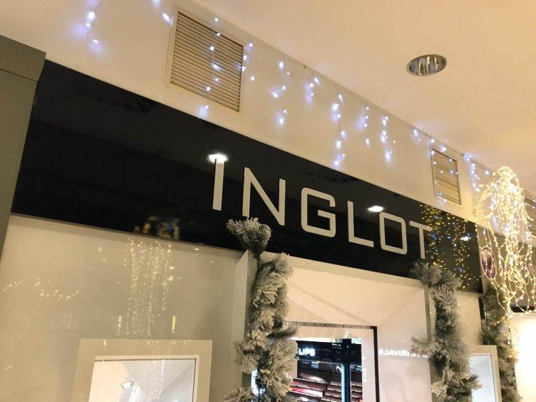 Svetelný box Inglot